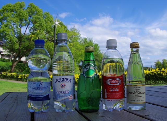 ソーダストリーム(SodaStream)炭酸水で年間6万円節約!コスパ最強!海外ではたくさんの炭酸水メーカーが炭酸水を作っている